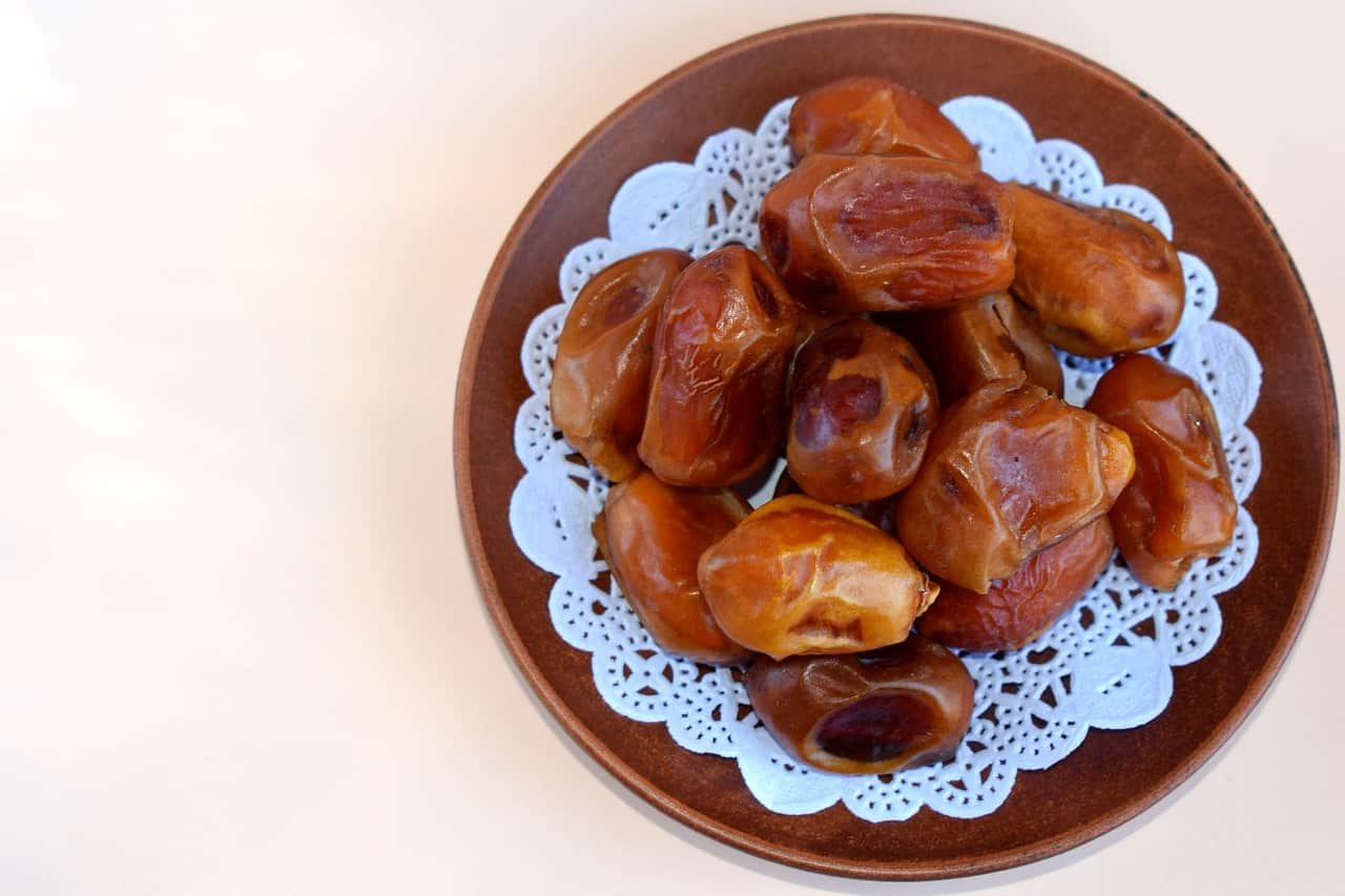 dehydrated dates