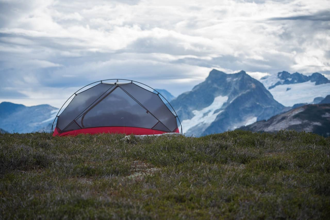 portable shelter tent