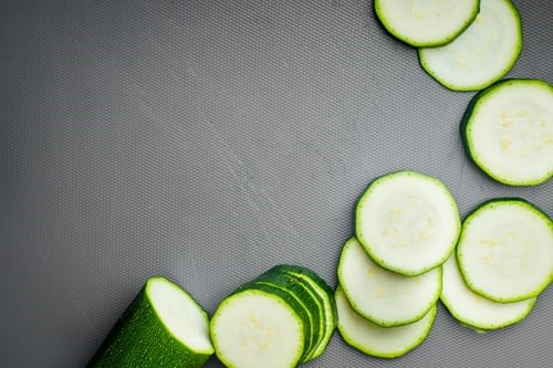 cucumbers on surface