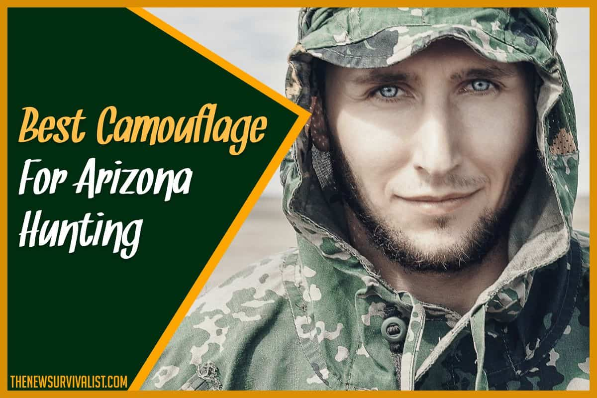 Best Camouflage For Arizona Hunting