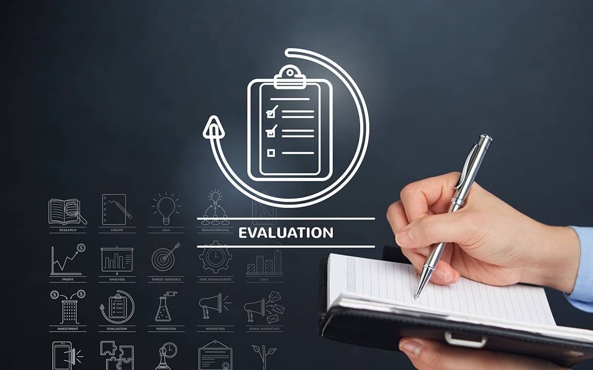 assessment evaluation writing
