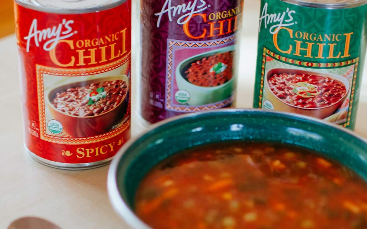 canned soup bowl