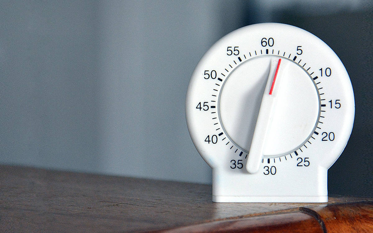 timer table