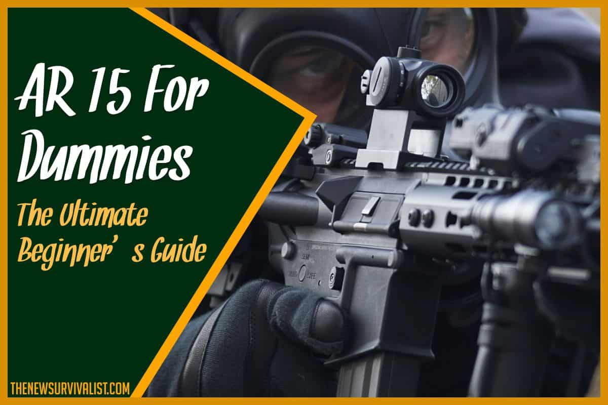 AR 15 For Dummies The Ultimate Beginner's Guide
