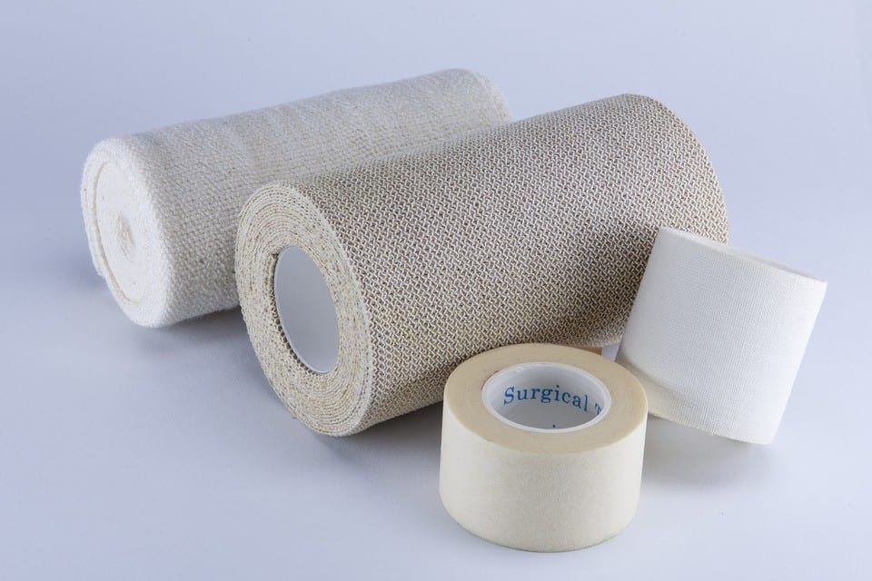 bandages micropore tape