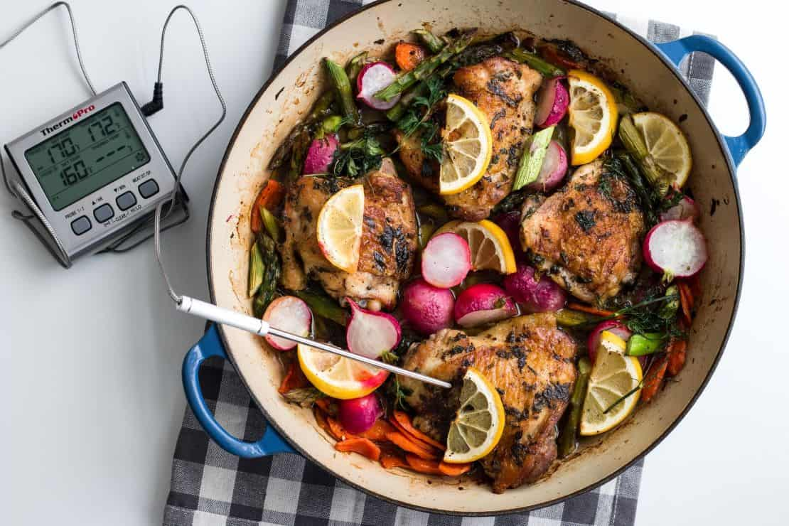 food thermometer chicken