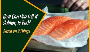 How Can You Tell if Salmon Is Bad Based on 3 Things