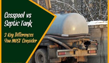 Cesspool vs Septic Tank 3 Key Differences You MUST Consider